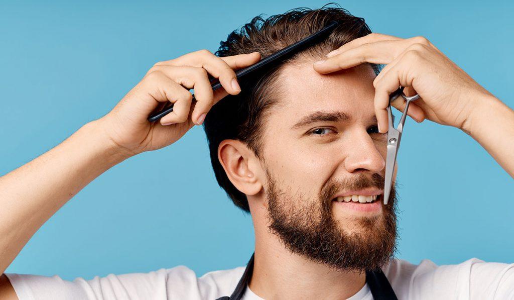 Comment désépaissir ses cheveux quand on est un homme